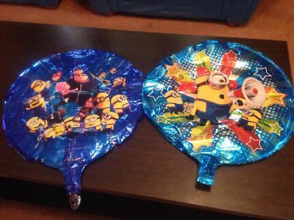 """2 x 18"""" Despicable Me foil balloons, EUC, PICK UP PROSPECT Prospect Prospect Area Preview"""