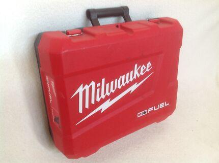 Milwaukee case for cordless nail gun