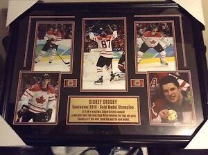 Large Framed Sidney Crosby Picture