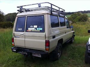 1988 Toyota LandCruiser Ute Fingal Head Tweed Heads Area Preview