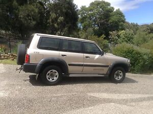 1998 Nissan Patrol Wagon Oakdowns Clarence Area Preview