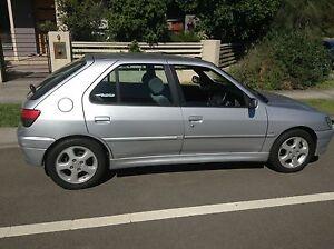 2001 Peugeot 306 XT St Marys Penrith Area Preview