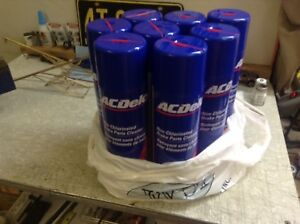 8 New Cans Of Non Chlorinated Brake Parts Cleaner $20