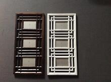 3-tier Picture Frames (Brown or White) Carlton Melbourne City Preview