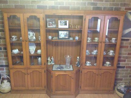 Wall unit-buffet | Cabinets | Gumtree Australia Brisbane North West ...