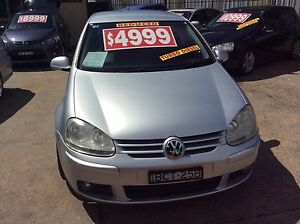 2007 Volkswagen Golf Hatchback Homebush Strathfield Area Preview