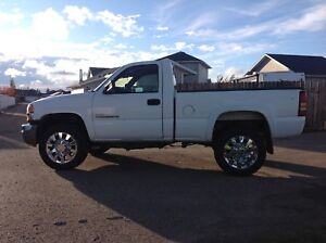 2006 Shortbox LBZ Duramax 2500hd