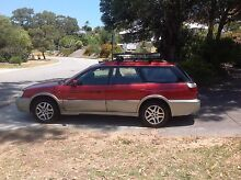 2000 Subaru Outback Wagon Wembley Downs Stirling Area Preview