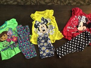 18-24M &2T Girls Clothing - Shoes 7-8