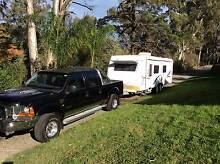 2005 Jayco 25ft Heritage 30th Anniversary Edition Golden Grove Tea Tree Gully Area Preview
