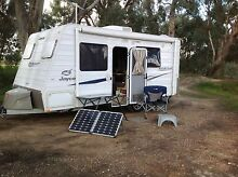 Jayco Starcraft caravan 16.51-3 registered until July 2016 Inverloch Bass Coast Preview