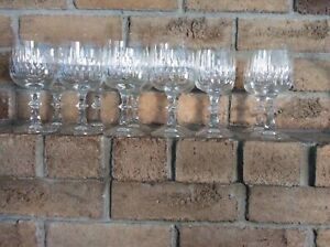 Set  of Fine Crystal (12 Glasses)
