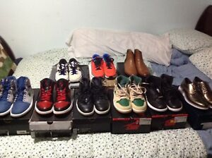 Kicks Collection!!!