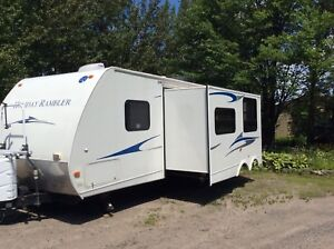 Roulotte Campmaster  28 pieds, 2011