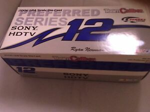 Diecast Racing Car Ryan Newman #12  1:24 Peterborough Peterborough Area image 9