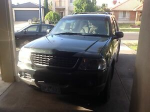 2002 Ford Explorer V8 Point Cook Wyndham Area Preview