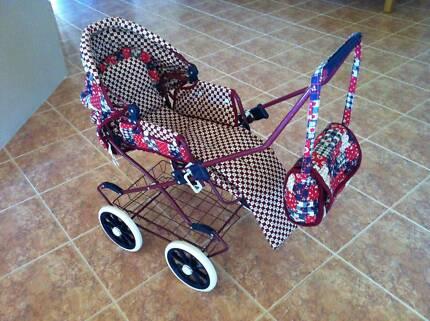 Children's Pram Set & Dolls Cooloongup Rockingham Area Preview
