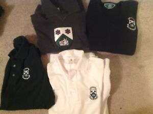 15 pcs. Hillfield Strathallan College Uniform Bundle