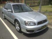 2003 Subaru Liberty Sedan Ashmore Gold Coast City Preview