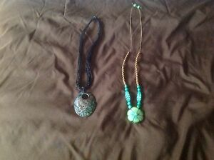 2 Shell Necklaces for 10.00