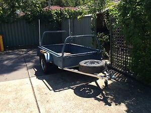 Box trailer with rego Liverpool Liverpool Area Preview