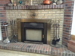 Wood burning stove,and other home appliances