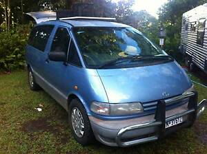 1993 Toyota Tarago campervan - Urgent Sale - Huge Savings Redcliffe Redcliffe Area Preview