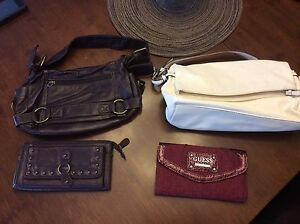 Purse and Wallet Lot