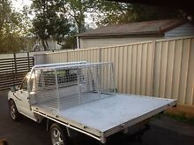 Duragal dog cage Raymond Terrace Port Stephens Area Preview