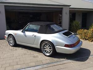 1990 Porsche 911 964 Convertible Perth Perth City Area Preview