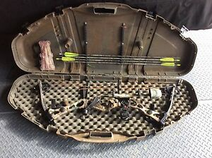 Archery Compound Bow Hunting Package