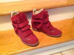 Isabel Marant - ankle booties (size 10)