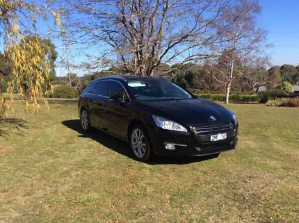 2011 Peugeot 508 Wagon Mornington Mornington Peninsula Preview