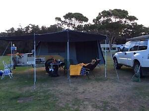 Excellent condition 2013 Cub Brumby Off Road Camper Trailer Curtin Woden Valley Preview