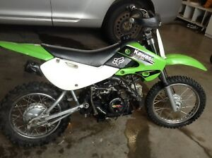 KLX 110, great condition