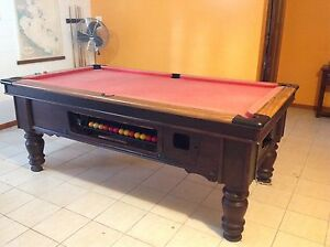 Pool table Airlie Beach Whitsundays Area Preview
