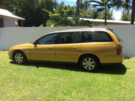 FOR SALE Holden VX Aclaim Series II Station Wagon 2001