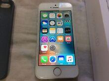 iPhone 5s - silver - 16 gig - excellent condition Shailer Park Logan Area Preview