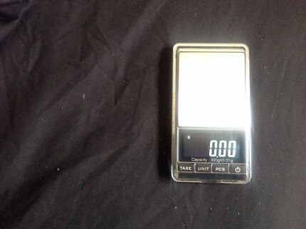 Digital scales,accurate works as new comes  with battery $15
