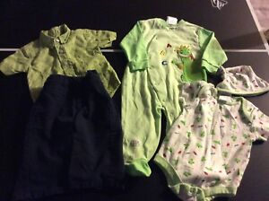 Baby 6-9 month lot