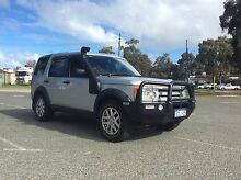 2008 Land Rover Discovery 3 SE 7 Seater TDV6  Wagon Wangara Wanneroo Area Preview