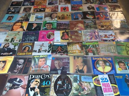 Approx 230 old records estate clearance