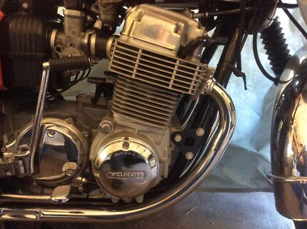 Wanted: CB 750  1972 k2 engin