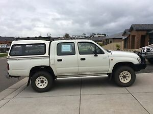 2003 Toyota hilux turbo diesel Canadian Ballarat City Preview