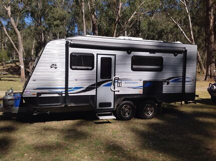 2014 Kingdom Kensington Mark II Off Road Caravan