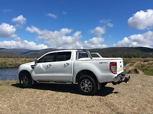 2014 Ford Ranger Ute Beachmere Caboolture Area Preview