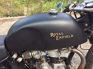 Royal Enfield 1985 Bullet 500 Cafe Racer Maroubra Eastern Suburbs Preview