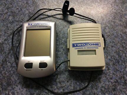 Two Zone Digital Fridge Monitor