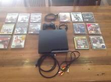PS3 Slim 120GB Bundle + 15 Games Ormond Glen Eira Area Preview