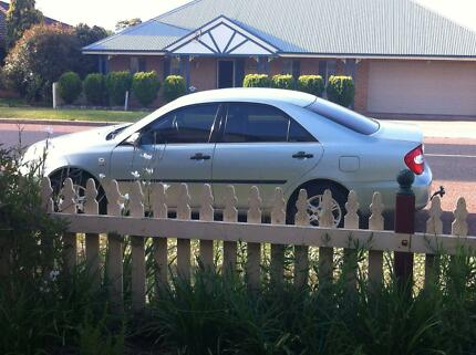 2003 Toyota Camry Morpeth Maitland Area Preview